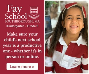 Fay School - Make sure your child's next school year is a productive one